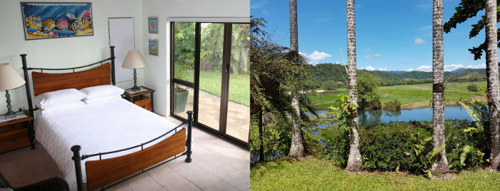 Gracilenta Suite room and Daintree River view Daintree Village Bed and Breakfast